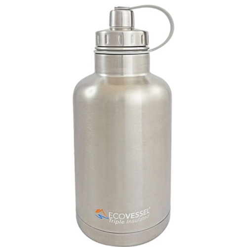 64oz Growler - Triple Insulated EcoVessel